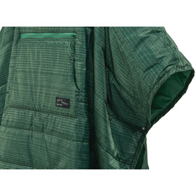 Therm-a-Rest Honcho Poncho, green print